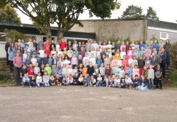 Gruppenfoto Schule